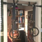 rings and pull up bar
