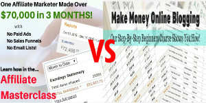 pajama affiliates home blogging and affiliate marketing class vs affiliate market masterclass