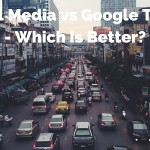Social Media vs Google Traffic - Which Is Better